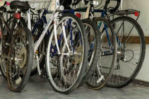 Generous Houstonians provide bikes for Freewheels Houston.
