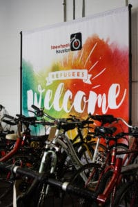 Freewheels was launched in 2015 by members of Christ the King Lutheran Church and others in the bike community.